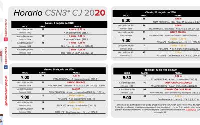 Veinte pruebas deciden el primer CSN3* CJ del Gijón Horse Jumping