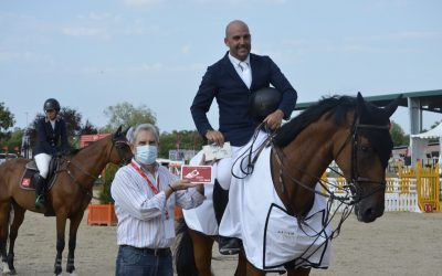 El tercer nacional del Gijón Horse Jumping suma ganadores
