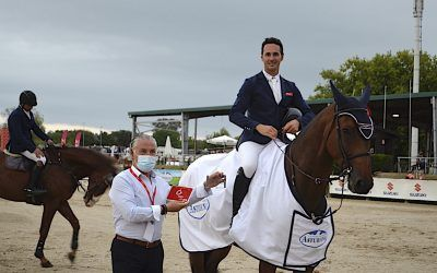 Kevin González gana el Gran Premio Central Lechera Asturiana