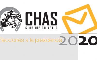 Convocadas las elecciones a la presidencia del Club Hípico Astur