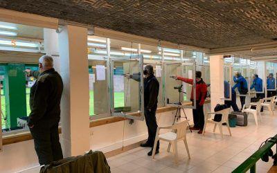 El Regional de Pistola Estándard y Deportiva resolvió ganadores en el CHAS