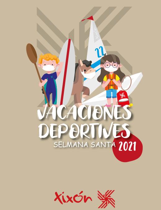 Vacaciones Deportivas Semana Santa del Ayto. de Gijón