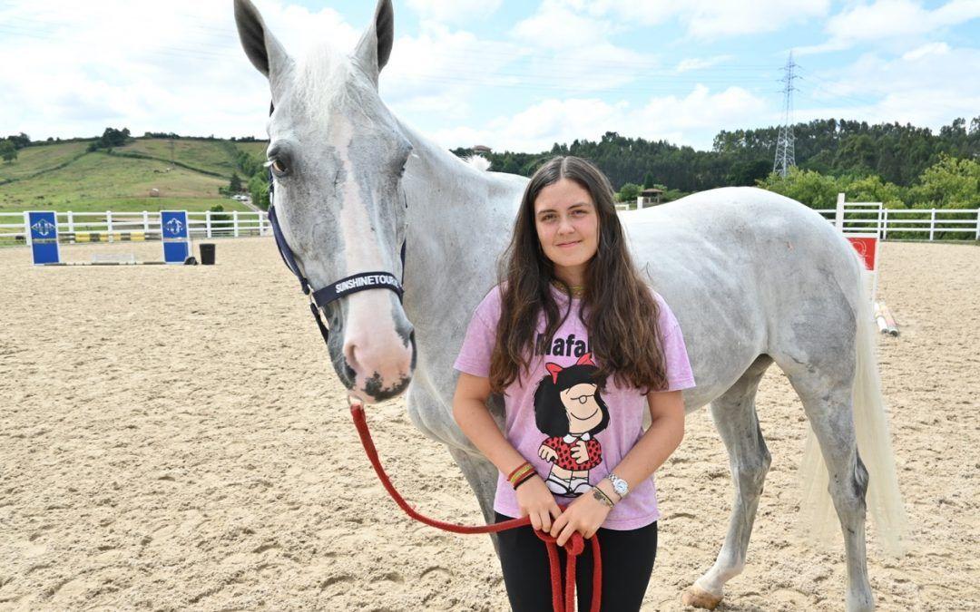 Entrevista a la joven promesa asturiana Olivia Álvarez