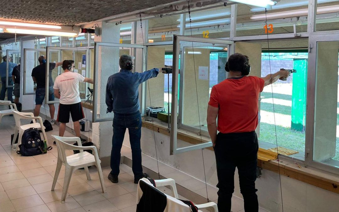 Resultados del 38.º Trofeo Pistola Estándar Cámara de Comercio de Gijón – CHAS