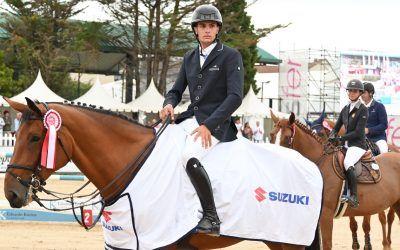 Francisco Goyoaga gana el Pequeño Gran Premio de la penúltima jornada en el CHAS