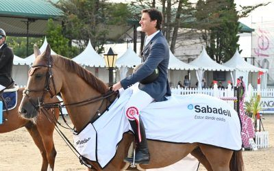 Pedro Veniss repite el triunfo de la pasada temporada y suma otro podio
